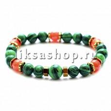 Браслет BH049 Апельсиновый мохито